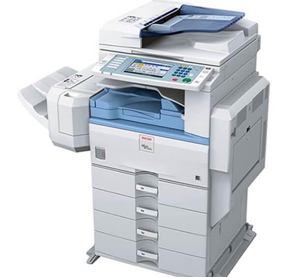 Thông tin về máy photocopy Ricoh Aficio MP 5000
