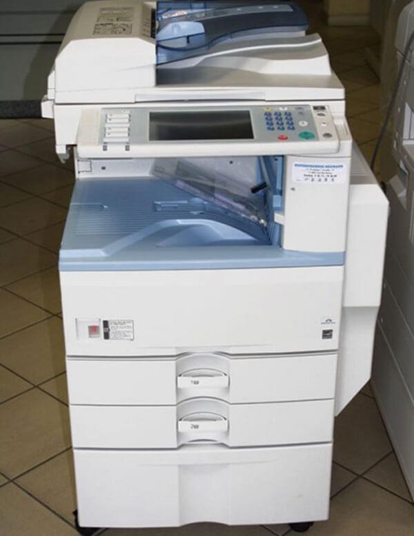 Thông số kỹ thuật của máy Photocopy Ricoh Aficio MP 5000
