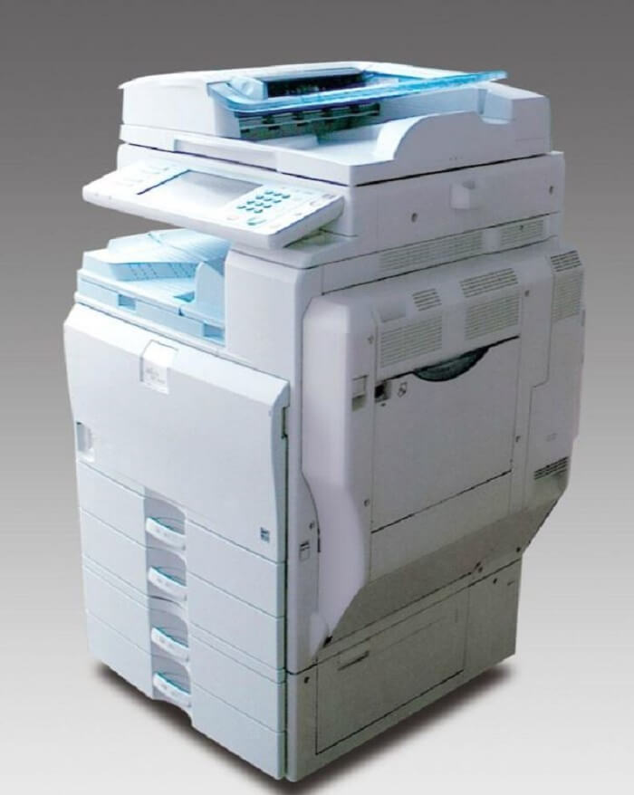 Thông số kỹ thuật của máy photocopy Ricoh Aficio MP 5000B