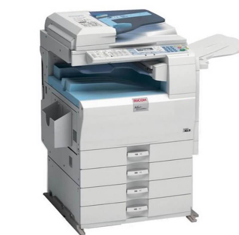 Những lợi ích khi sử dụng máy photocopy Ricoh Aficio MP 5001