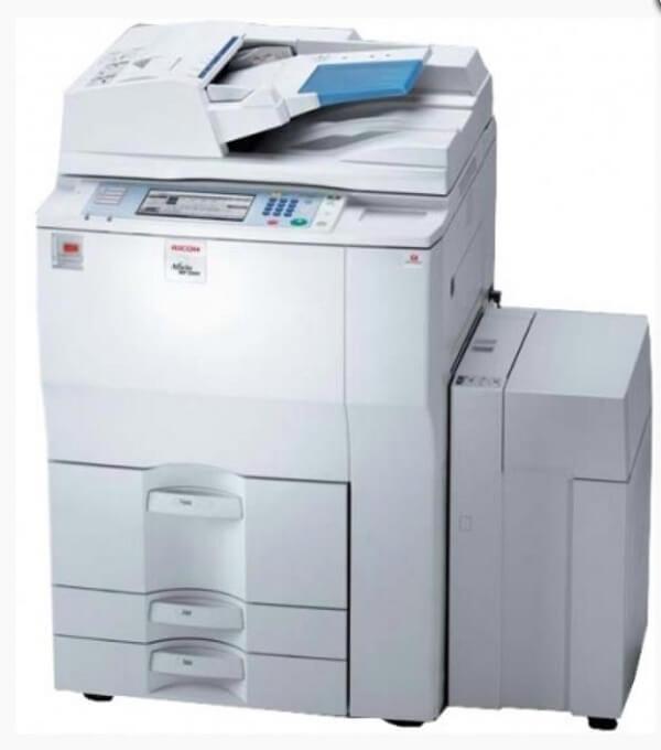 Giới thiệu về dòng máy photocopy Ricoh Aficio MP 6000
