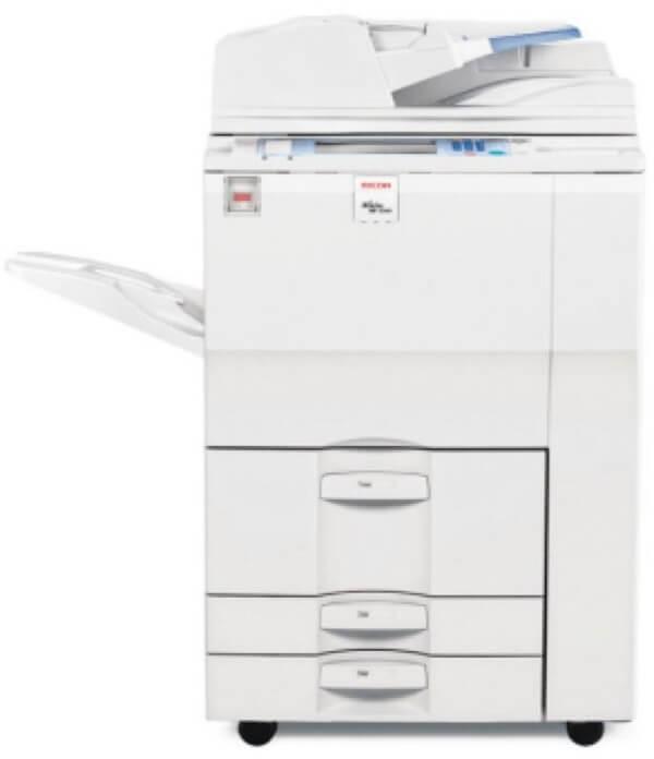 Giới thiệu về máy photocopy Ricoh Aficio MP 7001