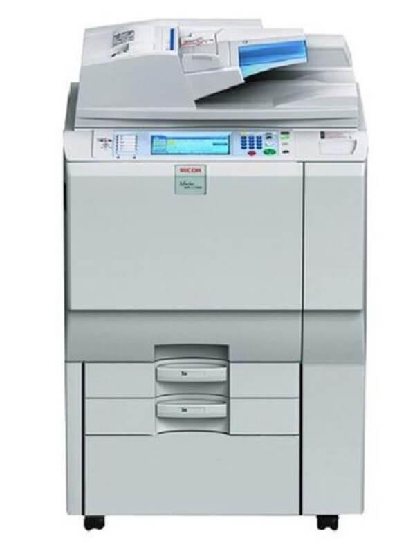 Giới thiệu về máy Photocopy Ricoh Aficio MP 8000