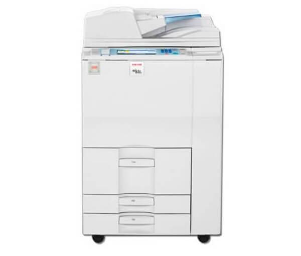 Thông số kỹ thuật của máy photocopy Ricoh Aficio MP 8000