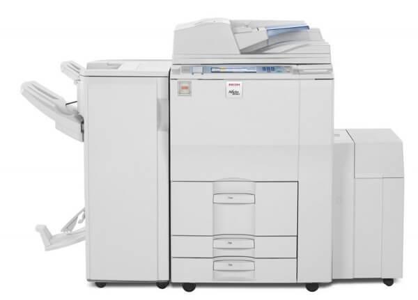 Giới thiệu về máy photocopy Ricoh Aficio MP 9001