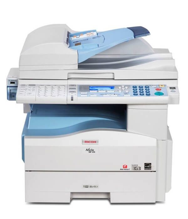 Ricoh Aficio MP201 SPF
