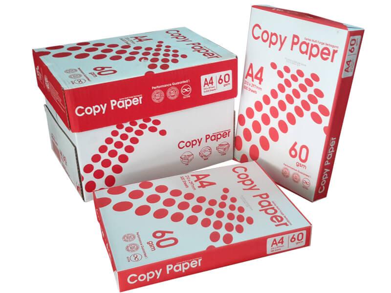 Phân chia các loại giấy hiện có trên thị trường hiện nay