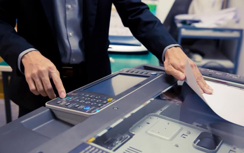 Chọn mua máy photocopy cho văn phòng
