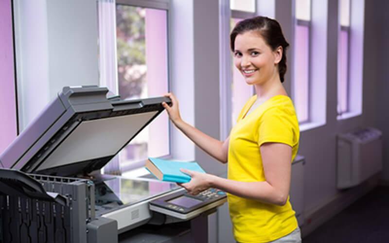 Mua máy photocopy cho văn phòng