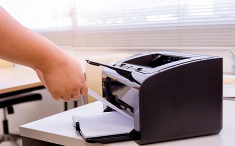 Máy photocopy chạy chậm
