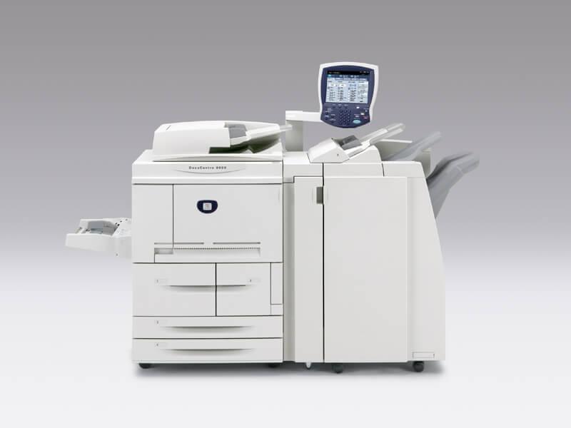 Thương hiệu máy Photo Fuji Xerox