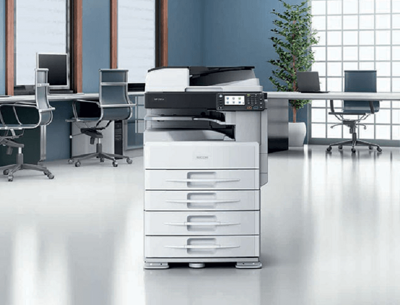 Vị trí nên đặt máy photocopy