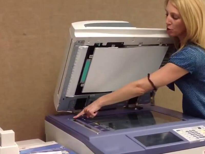 Phân loại máy Photocopy cũ