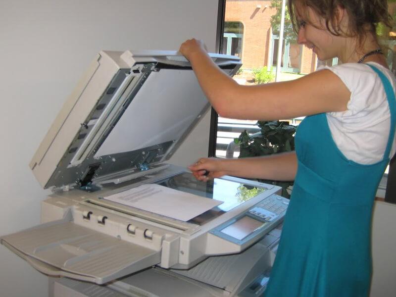 Máy Photocopy hàng thanh lý