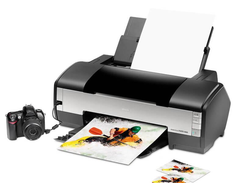 Cách sử dụng máy in màu chuẩn xác