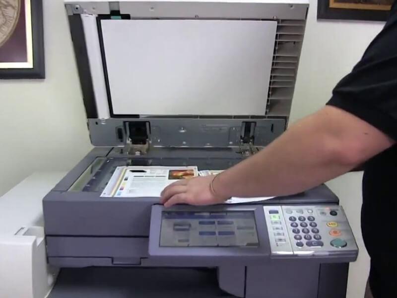 Khái niệm máy Photocopy là gì?