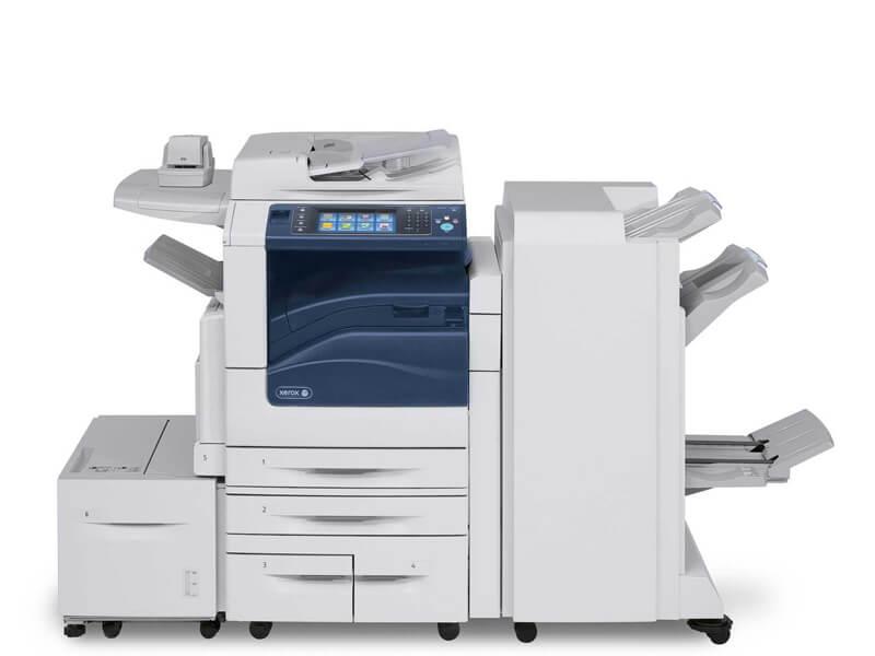 Đặc điểm máy photocopy Fuji Xerox