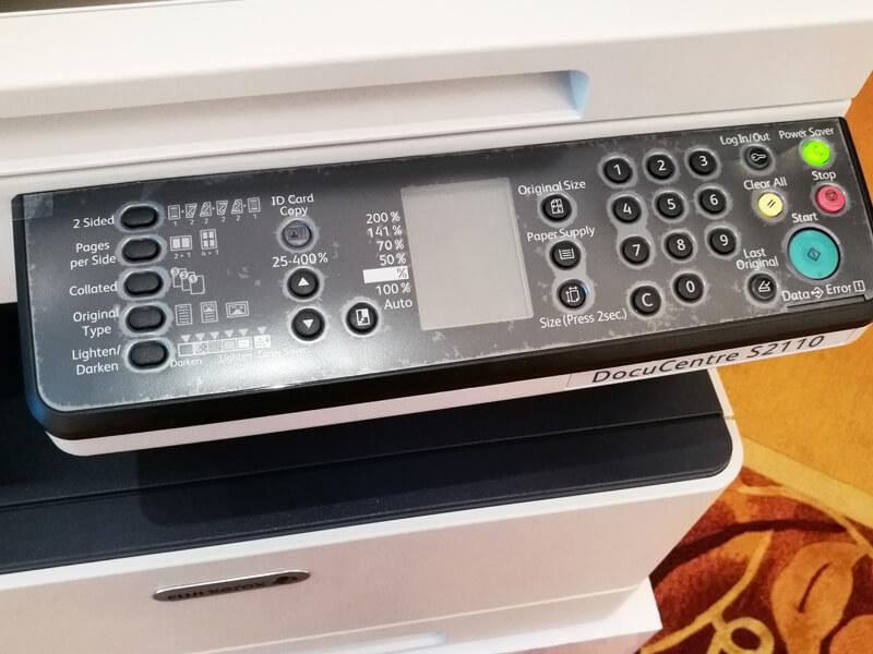 Những điều cần lưu ý khi thuê máy photocopy