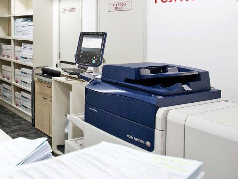 Một số thông tin cơ bản về máy photocopy Fuji Xerox