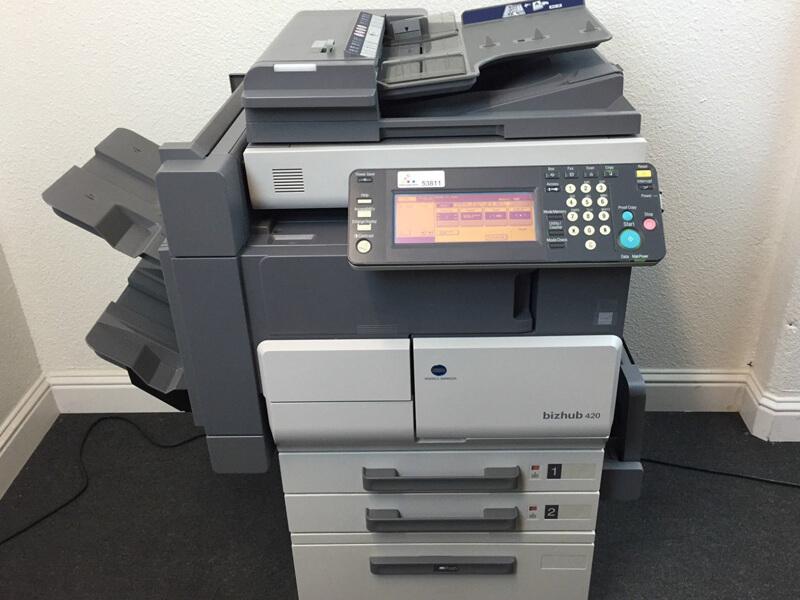 Những dòng máy photocopy chính hãng tốt nhất hiện nay