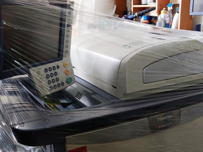 Những điều cần lưu ý khi chọn thuê máy photocopy hiện đại
