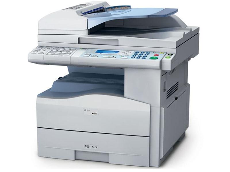 Hình ảnh sản phẩm máy photocopy Ricoh MP 171L (A4)