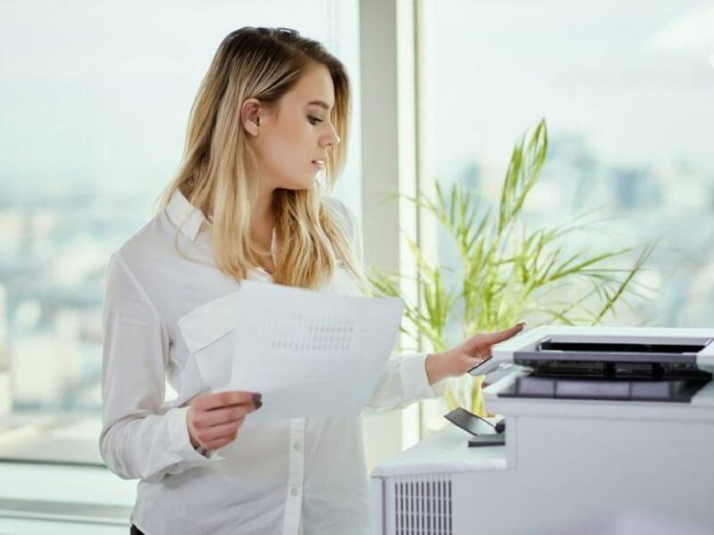 Không tuân thủ hợp đồng thuê máy photocopy