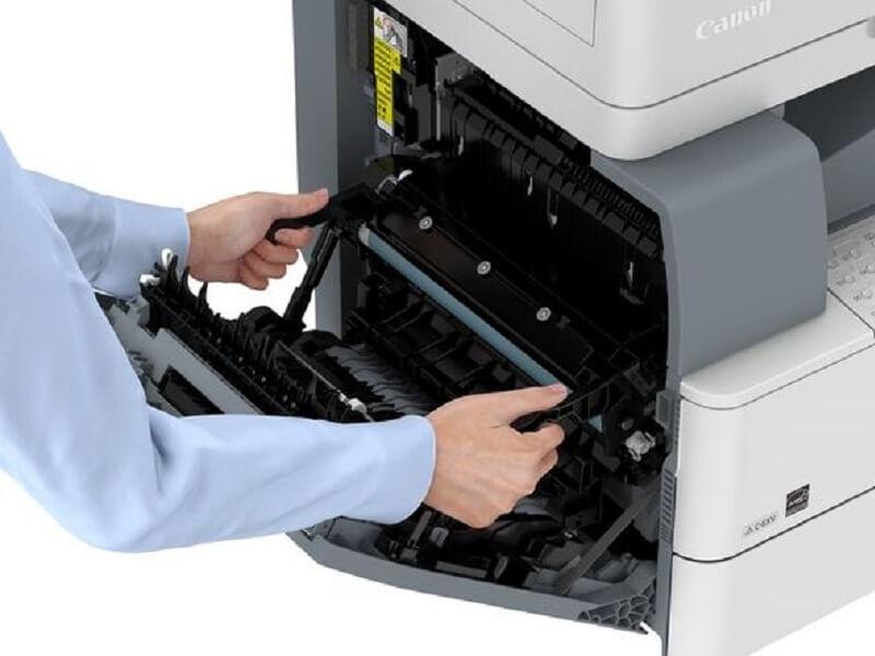 Kiểm tra và tiến hành sửa chữa máy
