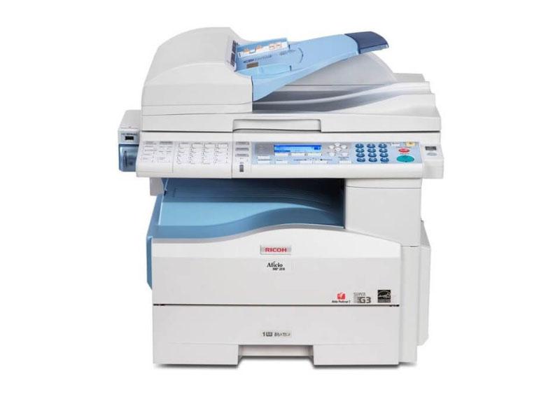 Máy photocopy Ricoh MP 201 SPF