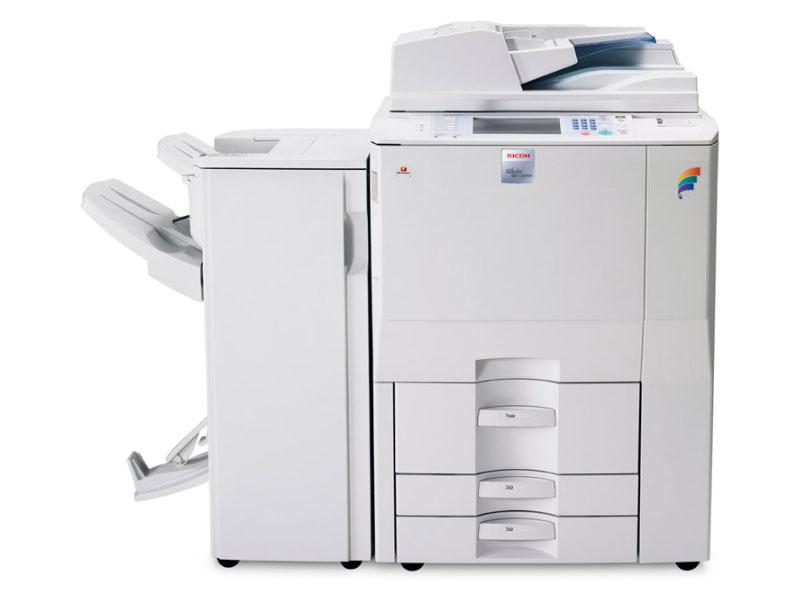 Máy photocopy Ricoh in màu