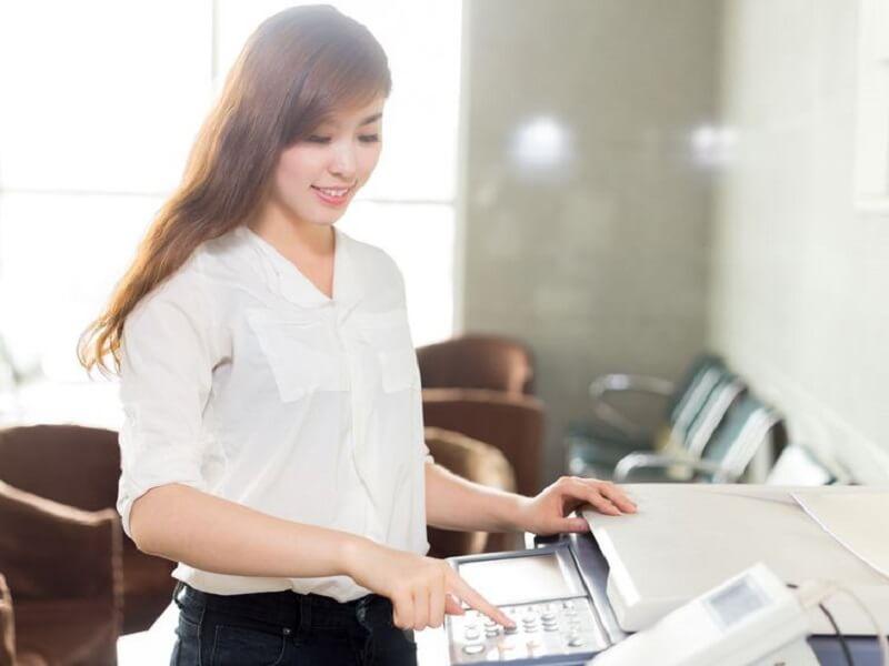 Máy photocopy Ricoh rất được ưa chuộng tại Việt Nam