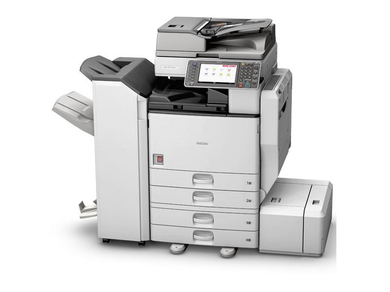 Máy photocopy Ricoh với thiết kế sang trọng đẹp mắt