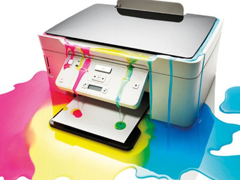 Máy photocopy bị rò mực gây mất thẩm mỹ