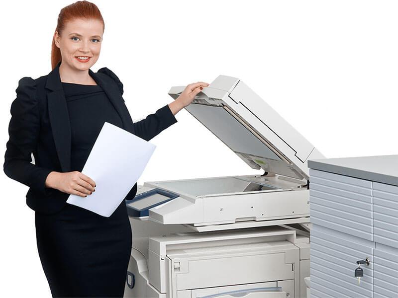 Nên mua hay nên thuê máy photocopy