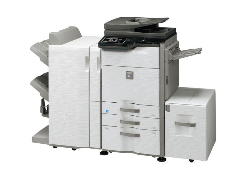Thương hiệu máy photocopy Sharp