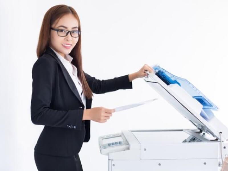 Thị trường máy photocopy hiện nay phát triển đa dạng