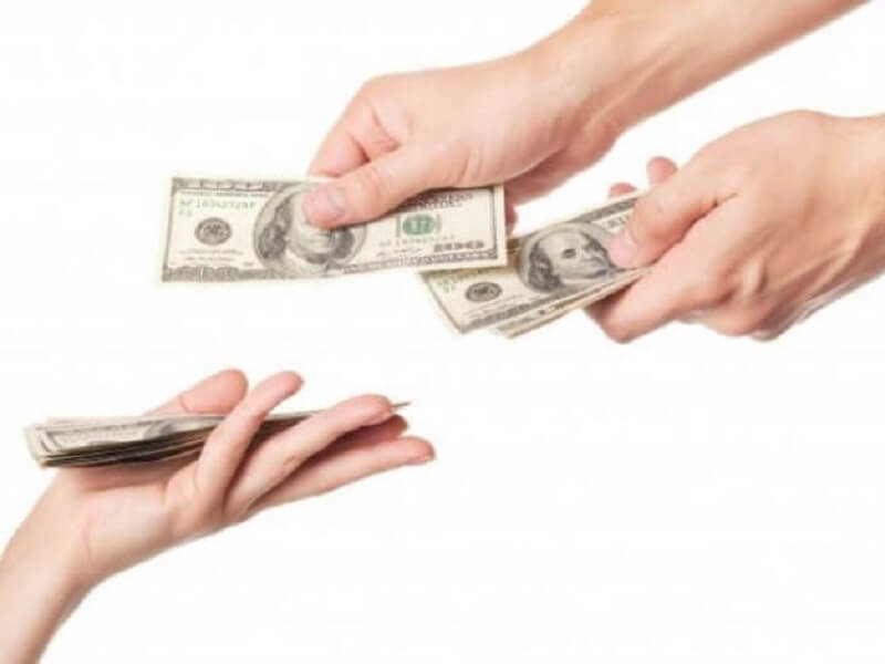 Bồi thường tiền thanh lý hợp đồng
