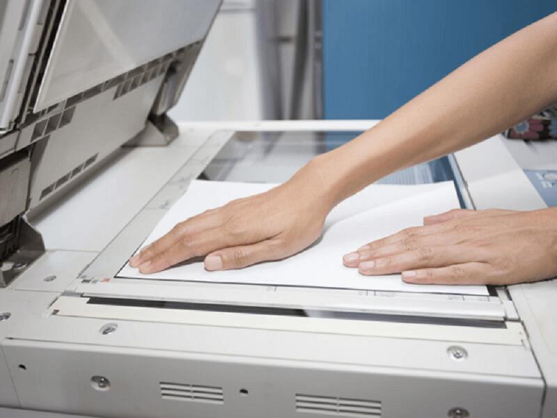 Nguyên nhân máy photocopy bị mờ