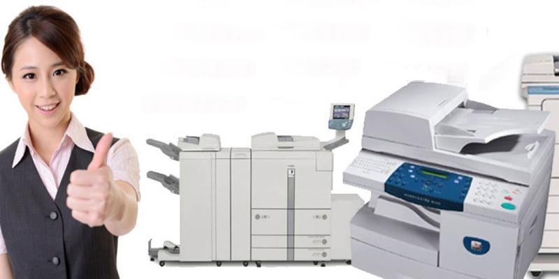 Ưu tiên chọn những máy photocopy hiện đại