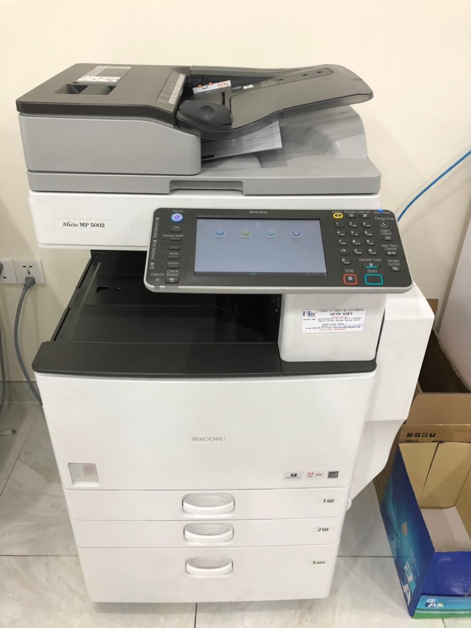 Máy photocopy đa dạng tại Quốc Kiệt
