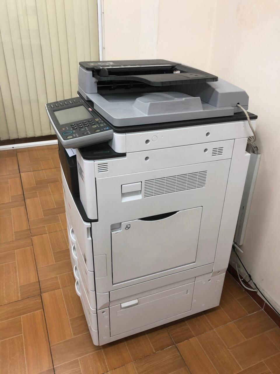 Có sẵn máy photocopy tại Quốc Kiệt