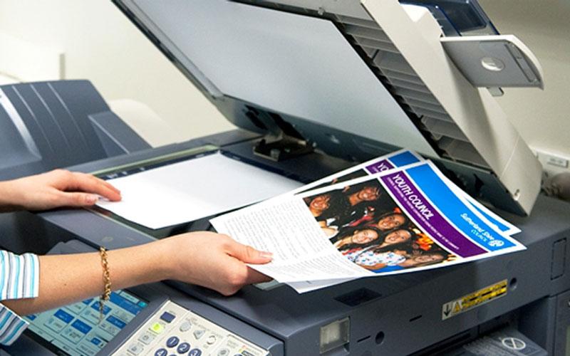 Dịch vụ cho thuê máy Photocopy uy tín thì phải dựa vào nhiều yếu tố