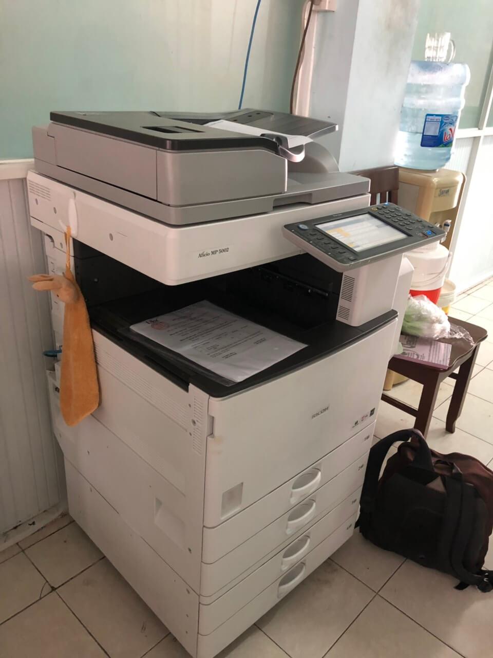 Đa dạng các mẫu máy để đáp ứng nhu cầu khách hàng