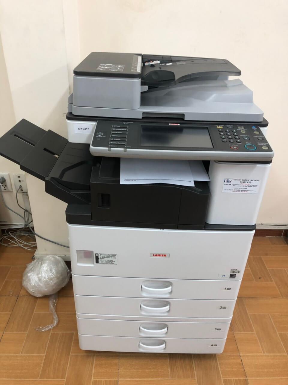 Máy photocopy chất lượng