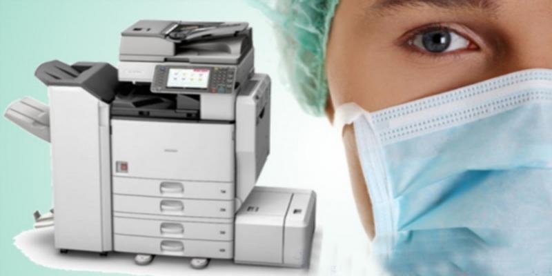 Nhiều người lo ngại vấn đề sức khỏe khi thường xuyên sử dụng máy photocopy