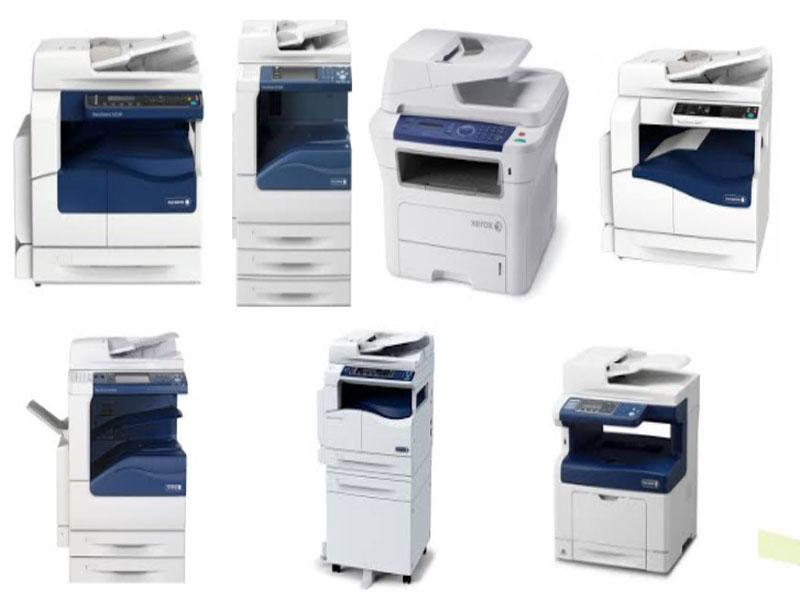 Xerox là một thương hiệu photocopy đến từ Mỹ