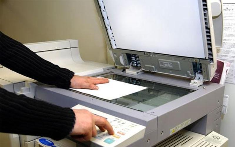 Học cách sử dụng thành thạo máy photocopy