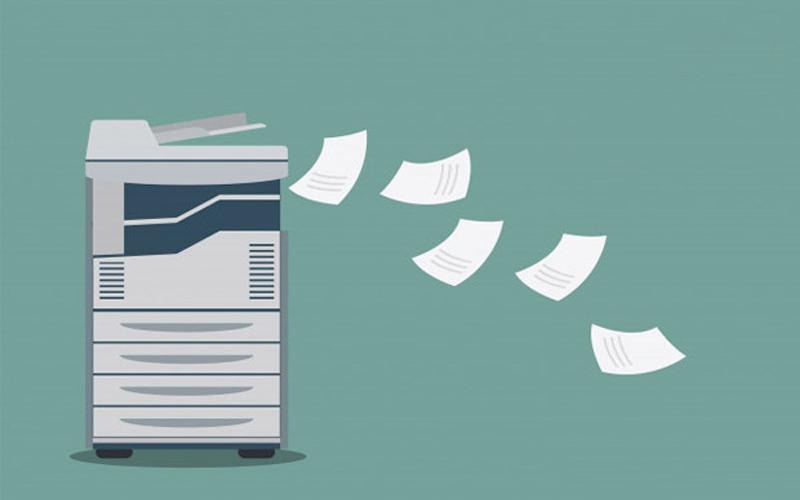 Sử dụng máy photocopy trắng đen đỡ tốn kém hơn