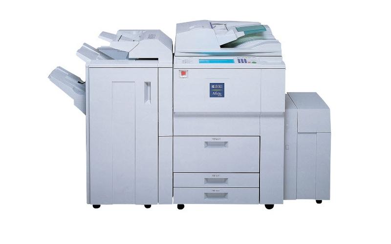 Máy photocopy Ricoh hiện đại và nổi tiếng