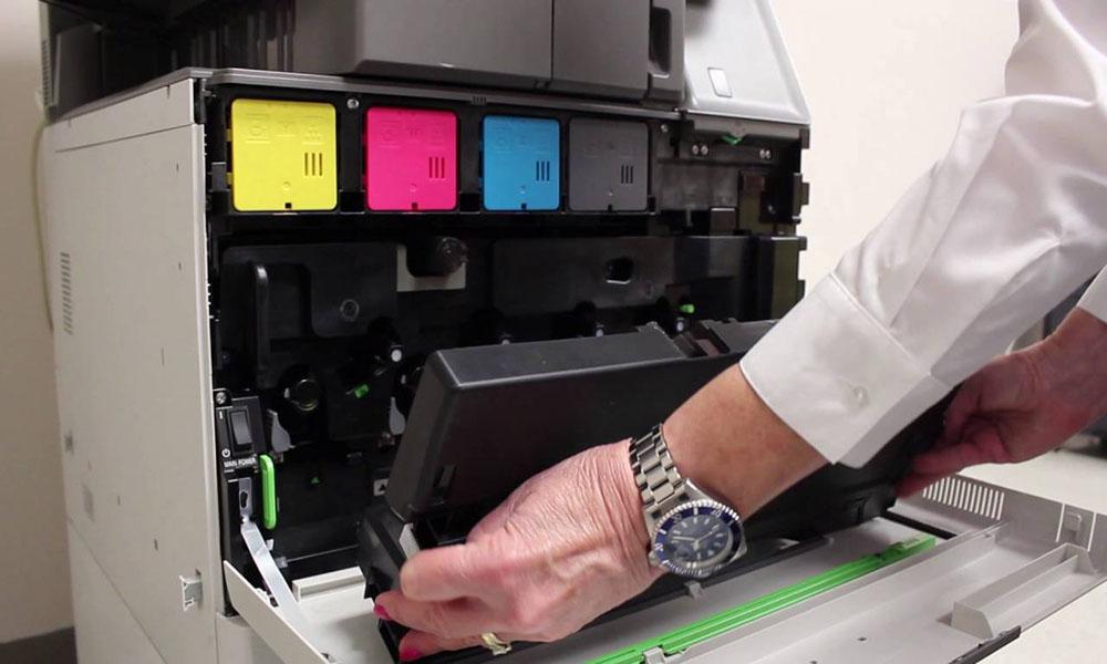 Hướng dẫn cách đổ mực máy photocopy